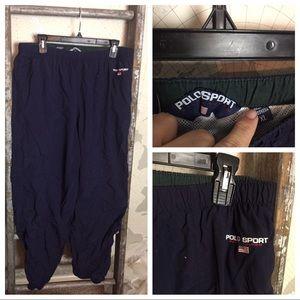 Polo Sport Ralph Lauren lined joggers XL